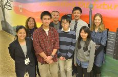 Barrie Examiner News Article International students and ESL teachers