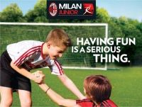 Milan Junior Soccer Camp for canadian and international students