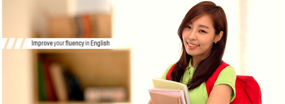 improve your fluency in english