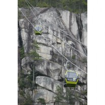 Sea to Sky Gondola, Squamish, British Columbia